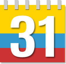 Calendario Colombia 2020.Calendario 2020 Colombia Calendario 2019 Colombia