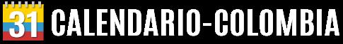 Calendario 2020 Colombia